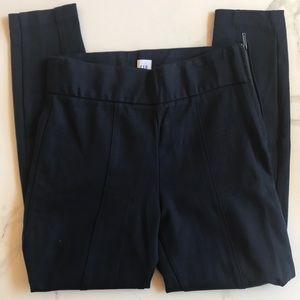 Gap side zip leggings